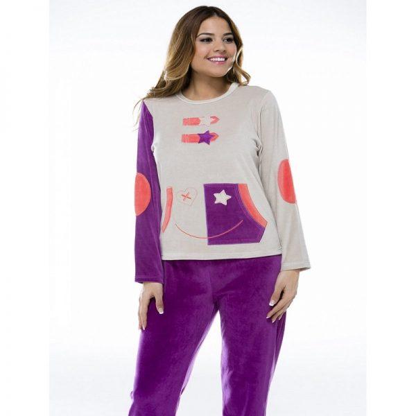 pijama intimo moi mujer