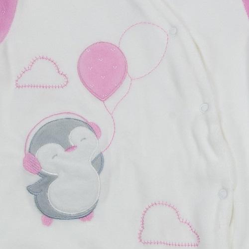 Pijama de bebe kinanit