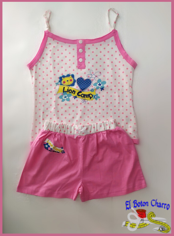 Pijama infantil juvenil 1