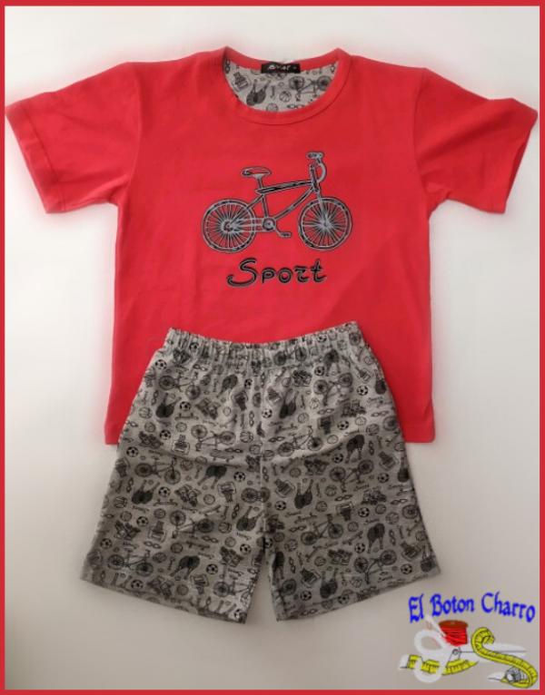 Pijama infantil juvenil 5